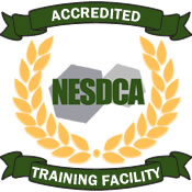 NESDCA Training Facility Seal
